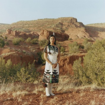 Juanita Toledo from the photographic series