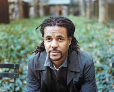 Colson Whitehead, Bryant Park, New York City, 2007