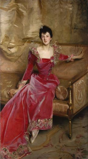 Mrs Hugh Hammersley